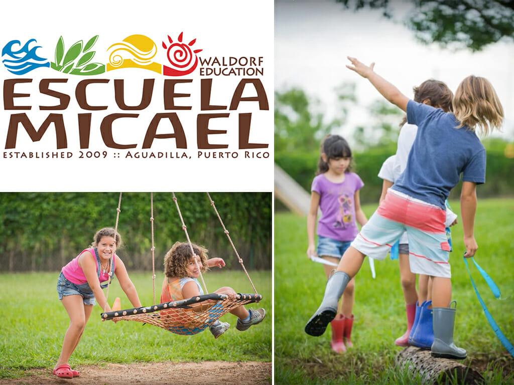 Escuela Micael Fundraiser 2019